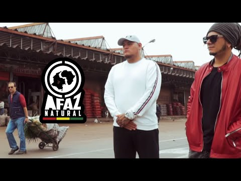 Afaz Natural Y Kriska- Kallejeroz (Video Oficial)