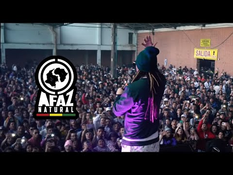 Afaz Natural en Vivo 2018  - Rap Y Stunt - Dreams Fotografia