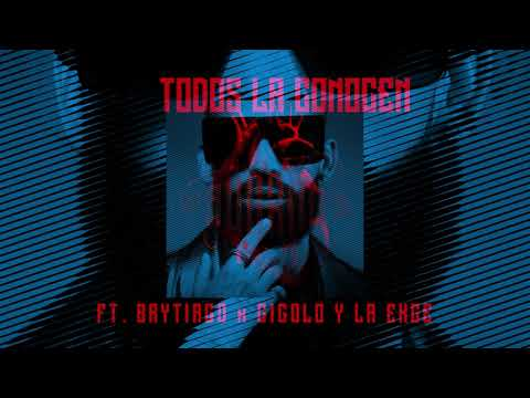 Arcangel x Brytiago x Gigolo y La Exce - Todos La Conocen | Los Favoritos 2