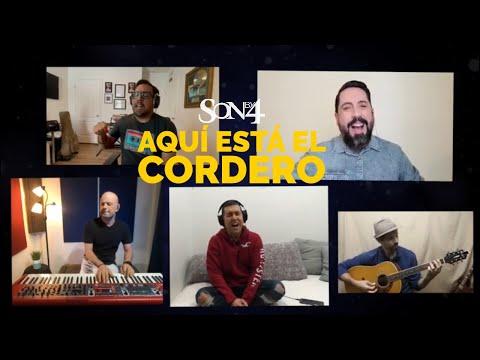 Son By 4 - Aquí Está El Cordero (SB4 Home Sessions)-MÚSICA CATÓLICA