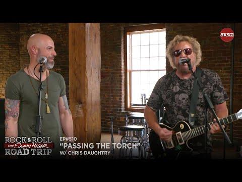 Rock & Roll Road Trip Episode 510 Sneak Peek w/ Chris Daughtry