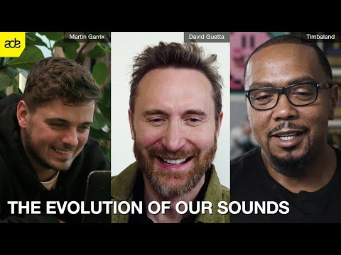David Guetta, Martin Garrix & Timbaland   The Evolution Of Our Sounds