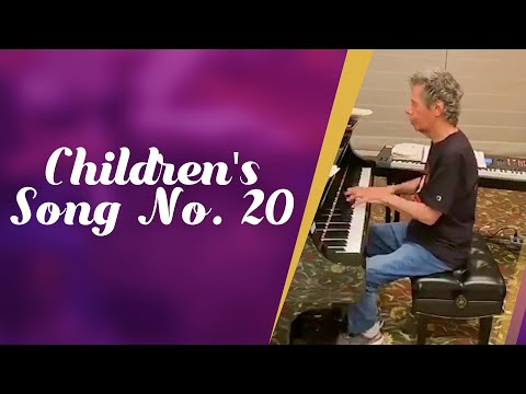 Livestream Highlights: Chick Practicing Children's Song No. 20