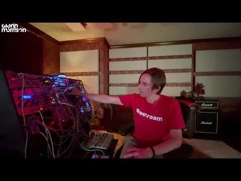 Glenn Morrison - Post Restream Interview - Modular Bunker Sessions
