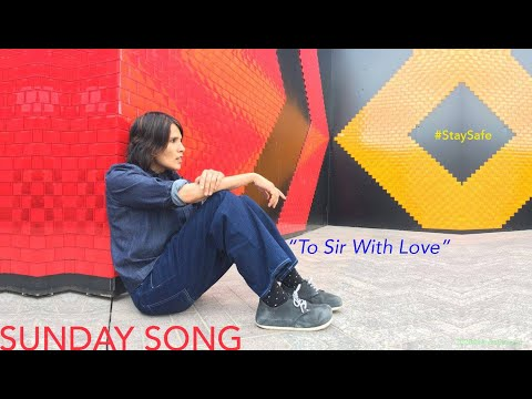 Tanita Tikaram - Sunday Song - To Sir With Love (Lockdown Version, 2020) #StaySafe