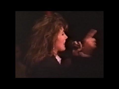 Laura Branigan - Gloria LIVE - Cartwheel Nightclub (1990)