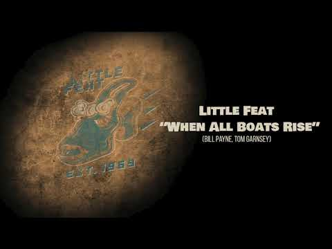 """When All Boats Rise"" - new Little Feat song"