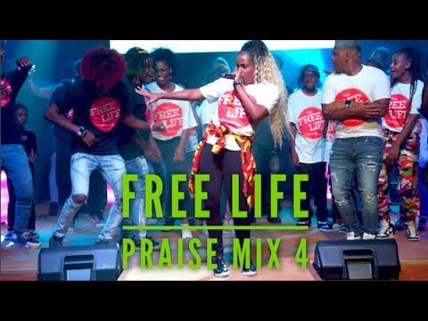 "Canton Jones - ""The Free Life Praise Mix 4"""