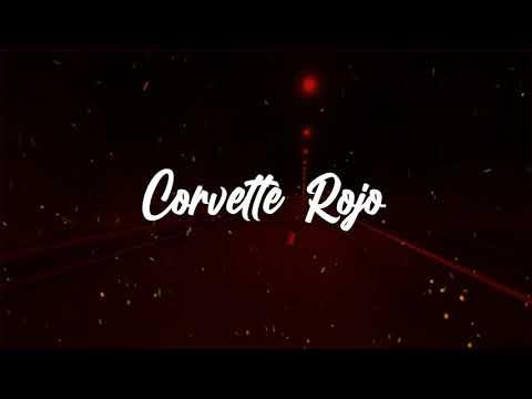 Cachas De Oro - Corvette Rojo (Lyric Video)