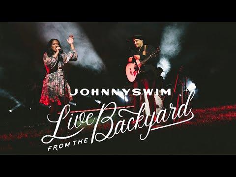 Johnnyswim Live From The Backyard Episode 3 w/ Katelyn Tarver and Hanson
