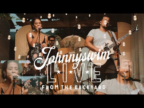 Johnnyswim Live From The Backyard Episode 2 w/ Anthony Ramos and Chip & Joanna Gaines