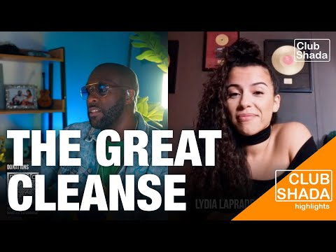 The Great Cleanse | Lydia Laprade | Club Shada