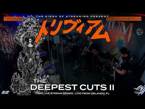 Trivium - The Deepest Cuts II (Full show)