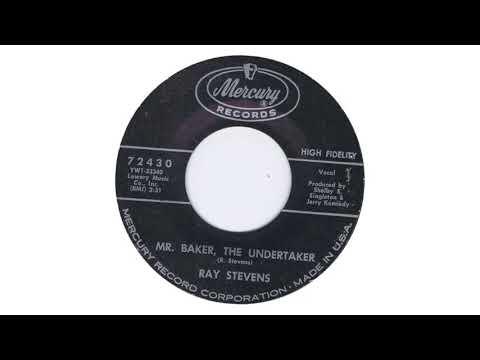 """Ray Stevens - """"Mr  Baker, The Undertaker"""" (Official Audio)"""
