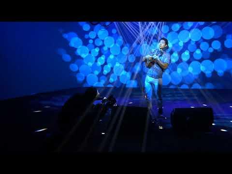 "Jake Shimabukuro ""Spooo-Ukulele Halloween Concert"" Streaming Concert Event Production Highlights"