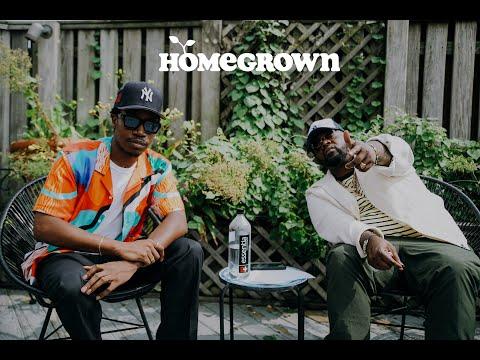 Smoke DZA Jinx Talk Moving To NYC, Motivation and Hip-Hop | Homegrown Ep 3