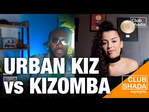 Urban Kiz vs Kizomba | Lydia Laprade | Club Shada