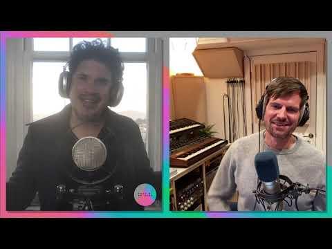 Tycho Friendship Hour Episode 2 - Rob Garza of Thievery Corporation