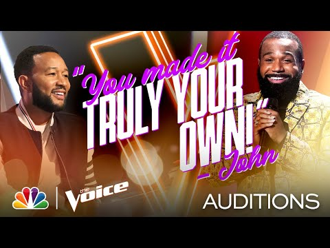 "Rio Souma Brings Soul to Smokey Robinson and the Miracles' ""Cruisin'"" - Voice Blind Auditions 2020"