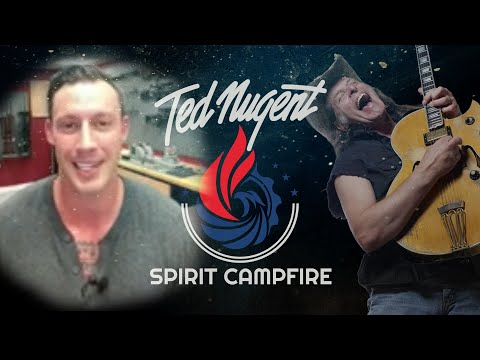 "Spirit Campfire with Special Guest Johnny ""Joey"" Jones"