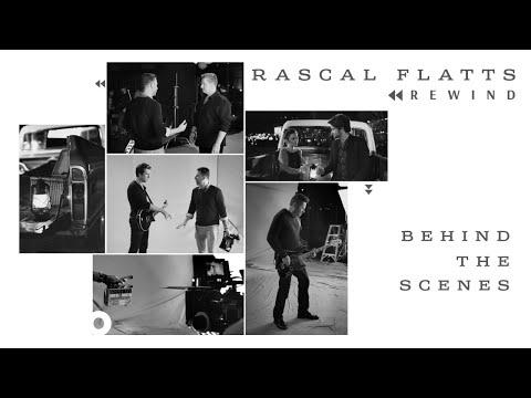 Rascal Flatts - Rewind (Behind The Scenes)
