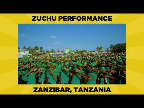 Zuchu Performance In Zanzibar