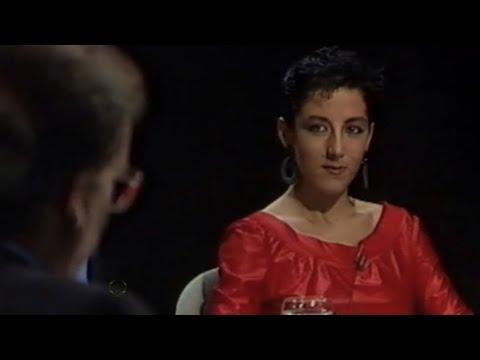 La industria del disco (1988) Ana Torroja, Labordeta, Teddy Bautista