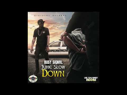 Busy Signal - Juvie Slow Down [Audio]