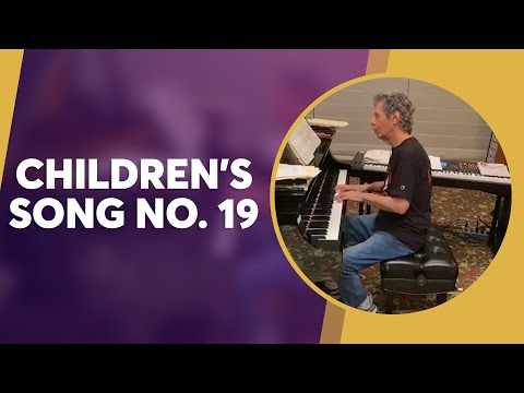 Chick Plays Children's Song No. 19