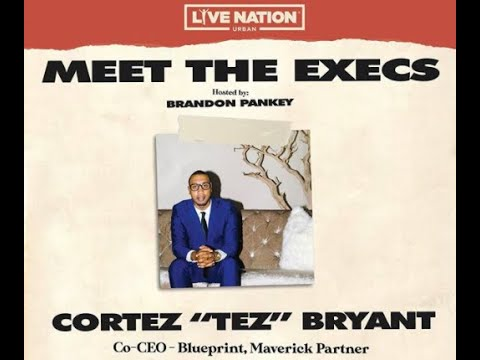 Live Nation Urban Presents – Meet the Founders: Cortez Bryant