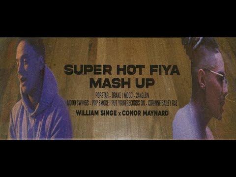 Mood X Popstar X Mood Swings - 24kGOLDN X Drake X PopSmoke (William Singe & Conor Maynard Cover)