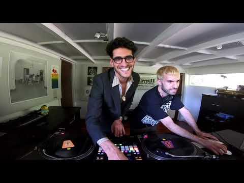 The Brothers Macklovitch (A-Trak & Dave 1) Oct 2020 DJ Set