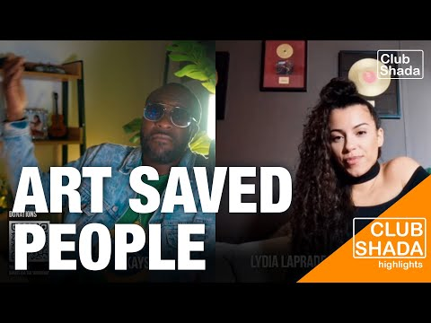 Art saved people's mental health during the pandemic | Lydia Laprade | Club Shada