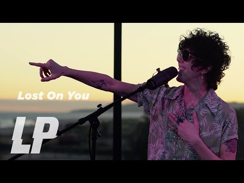 LP - Lost On You (Live at Hotel El Ganzo)