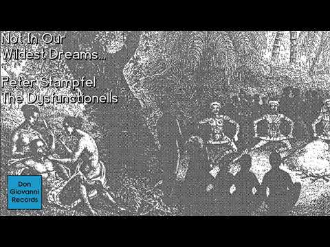 Peter Stampfel & The Dysfunctionells - Not In Our Wildest Dreams [FULL ALBUM STREAM]