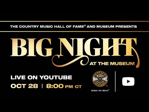 Country Music Hall of Fame's Big Night w/ Jerry Douglas discussing Mother Maybelle Carter's Guitar