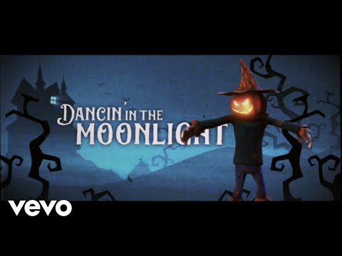 Toploader - Dancing in the Moonlight (Official Lyric Video)