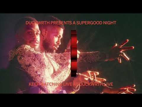 A SuperGood Night Live Sneak Peek