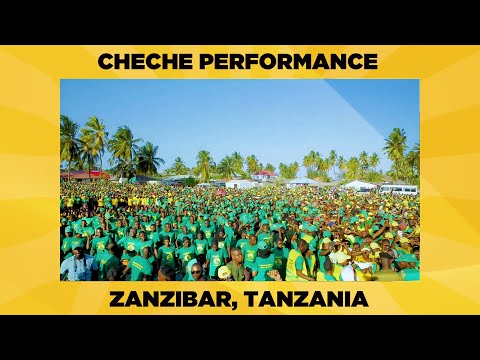 Cheche Performance In ZANZIBAR
