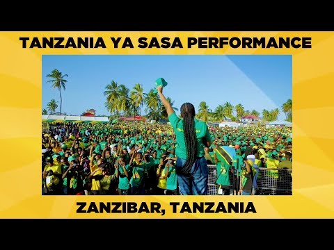 Tanzania Ya Sasa Performance In Zanzibar