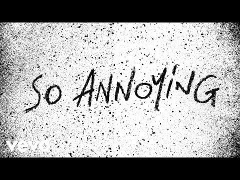 Mae Muller - so annoying (Lyric Video)