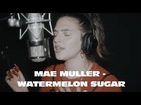 Mae Muller - Watermelon Sugar (Harry Styles cover)