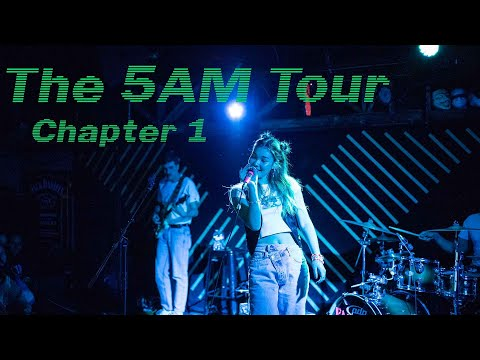 Audrey Mika - The 5AM Tour (Chapter 1)