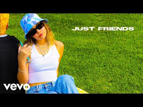 Audrey Mika - Just Friends (Audio)