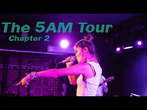 Audrey Mika - The 5AM Tour (Chapter 2)
