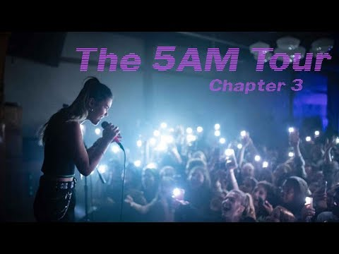 Audrey Mika | The 5AM Tour (Chapter 3)