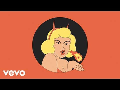 Elvis Presley - (You're The) Devil In Disguise (Official Animated Video)