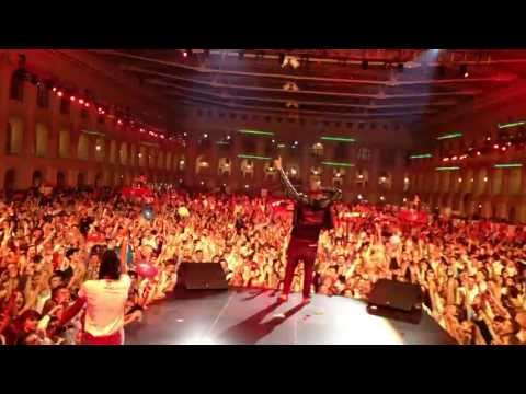 Sasha Lopez feat Ale Blake & Broono live at Kremlin,Moscow Russia