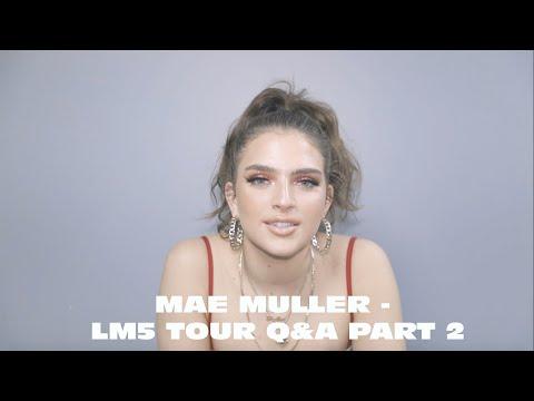 LM5 tour Q&A part 2