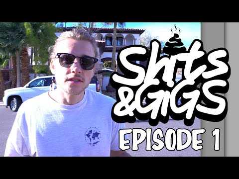 cal scruby - shits & gigs (episode 1)